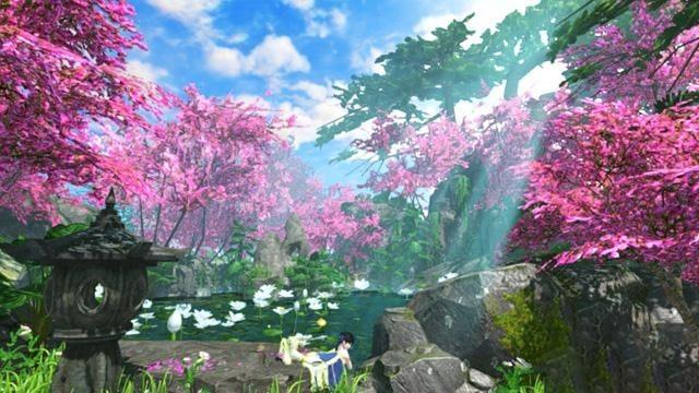情怀系列!销声匿迹一年的《仙剑VR》