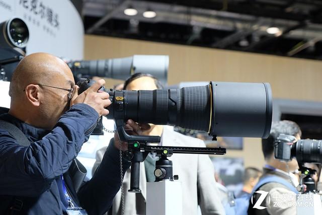 P&E2017 开启未来尼康百年纪念展台一览