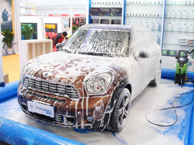 车多久洗一次?浅谈洗车必须注意的事项