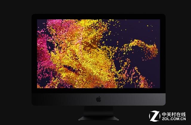 出人意料!苹果在WWDC17上发布iMac Pro