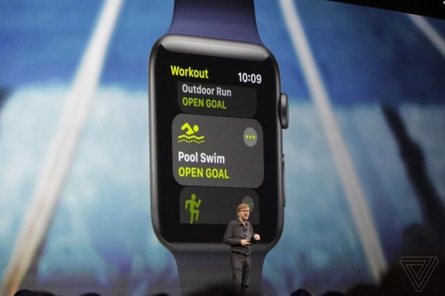 watchOS小升级 与健身器材无缝对接