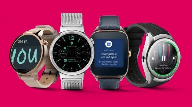Android Wear 2.0:智能穿戴的一大步