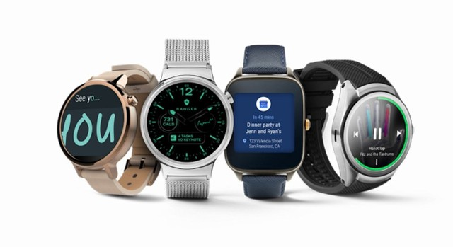 Android Wear 2.0:智能穿戴的一大步