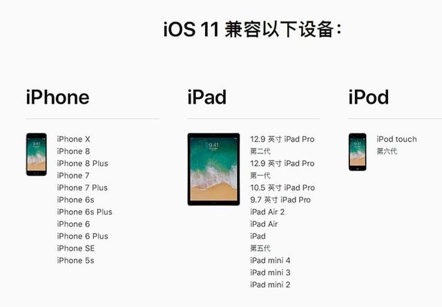 苹果iOS 11.0.1正式版更新 修复Bug为主