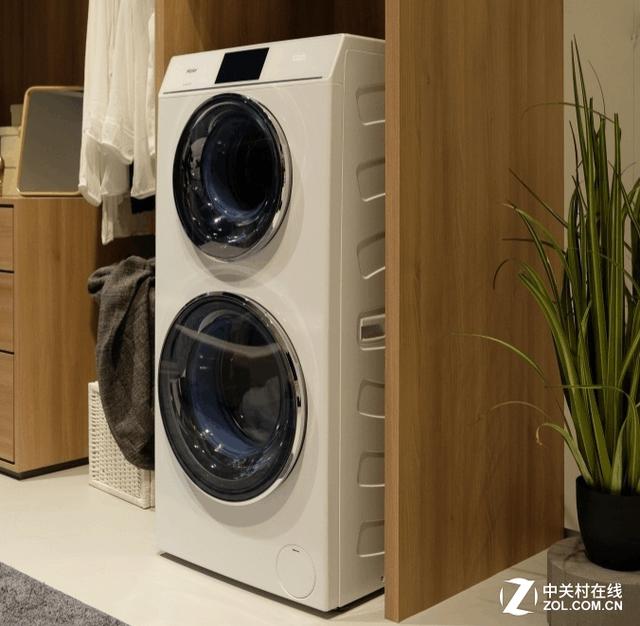 tcl推出全球首款全封桶免污波轮洗衣机