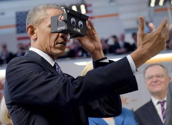 奥巴马秘密到访硅谷,外界猜测他在找工作