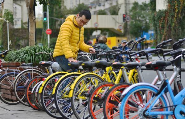南京准备推出共享单车实名制 故意破坏纳入信用记录