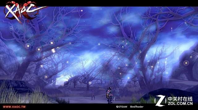 台湾经典奇幻MMORPG《XAOC》 登陆Steam