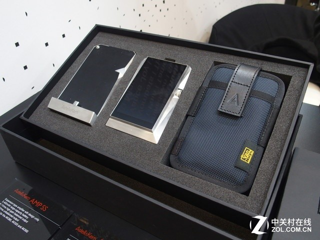 售价四万元 艾利和发布AK380SS限量套装