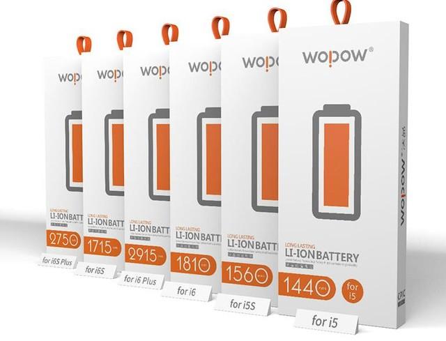 沃品iPhone電池