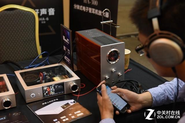 军工品质 广州HiFi耳机音频展凯音直击