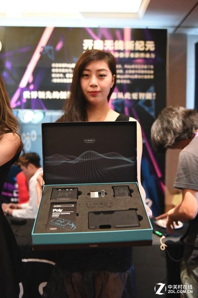 Chord携手泽森发布Poly无线串流模块