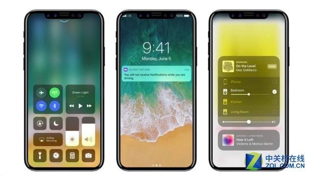 iPhone X 首发日供应量少得可怜 或只有1200万部