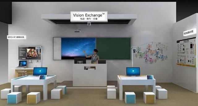 教育创新 索尼教育产品及方案空降上海