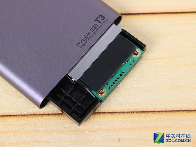 存储风向标 速评三星两款容量T3移动SSD