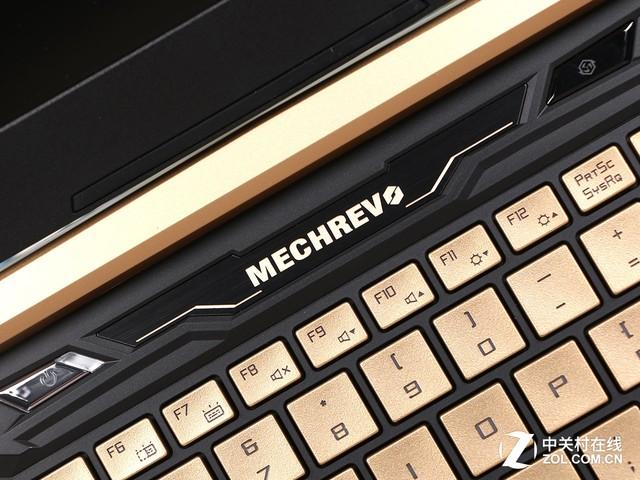机械革命深海泰坦X6Ti金甲版深度评测