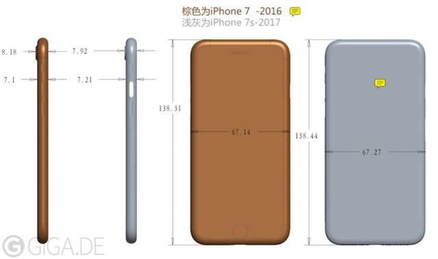 iPhone 8已无秘密 iPhone 7s你了解吗?
