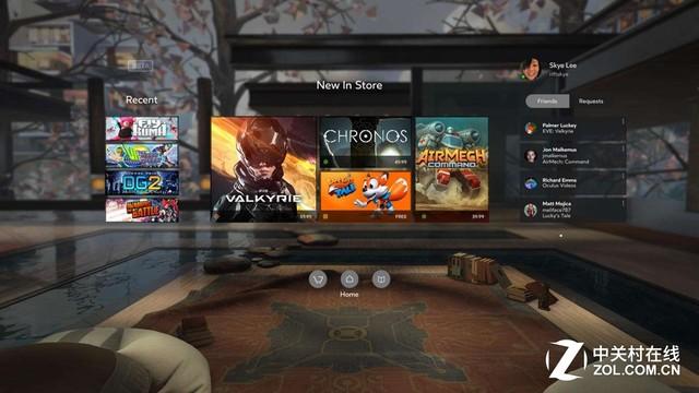 当虚拟成为现实 VR游戏是怎样炼成的