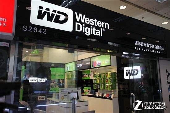 西部数据也找外援 组联合体收购东芝芯片