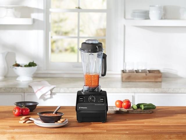 每一口都细腻 Vitamix料理机给你极致体验