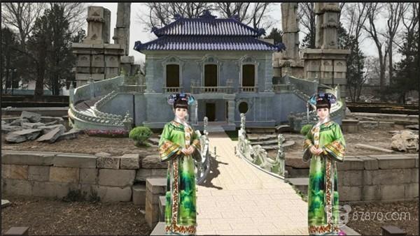 用AR探索百年奇案:《解密圆明园》