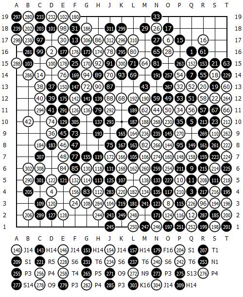 一剑西来天外飞仙:alphago与围棋变革图片