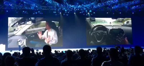 快上车!百度联手微软开发自动驾驶技术