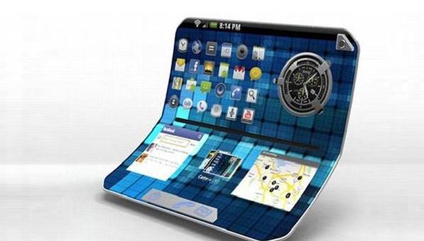 柔性屏技术已经成熟 折叠手机指日可待