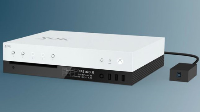 Xbox天蝎座来了! 微软正式公布开发机