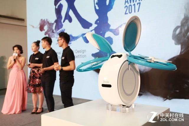 """预见未来 ROOBO""""钛墨奖""""激发AI源动力"""