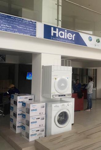海尔洗衣机拉美市场加速扩张 同比增长30%