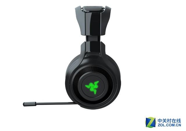 RAZER发布MANO'WAR战神PC无线游戏耳麦