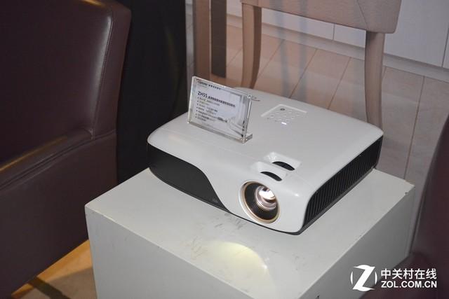 激光VS智能 奥图码SIAV展家用投影实力