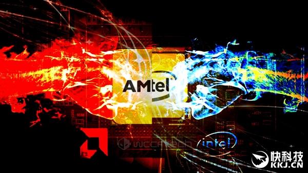 AMD Ryzen上市两周后 Intel这下慌了