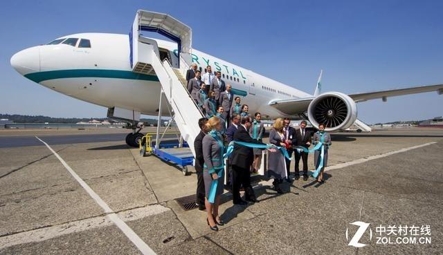 2%的人消费的起 揭秘最豪华的私人飞机