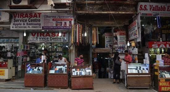 一些你没听说过的中国非知名手机正进军印度市场