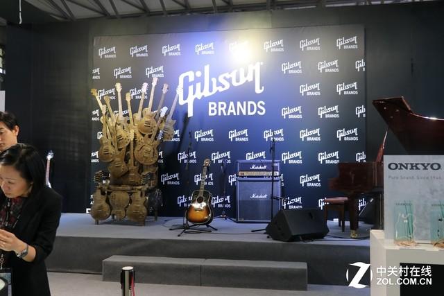 飞利浦&安桥亮相CES Asia Gibson展台