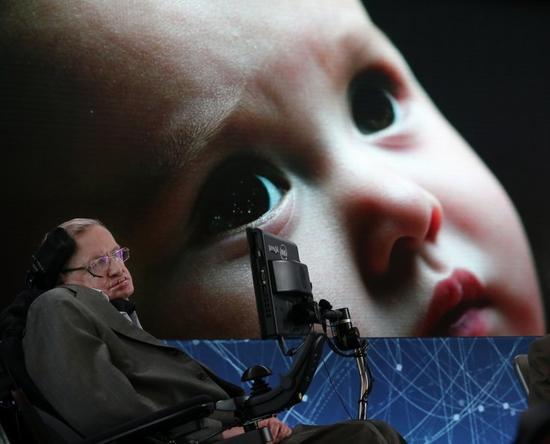 霍金真的怕了 超级人工智能或将取代人类
