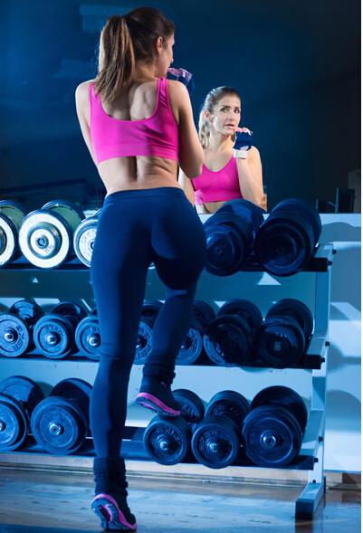 颜值要不要 运动健身的时候需要卸妆吗?