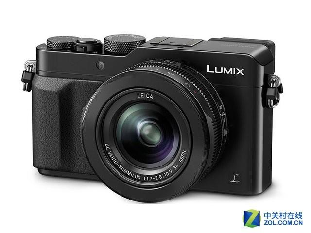 完成注册 松下LX100的后续型号将为LX15