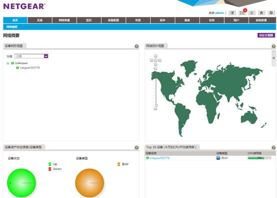 NETGEAR统一网络管理方案