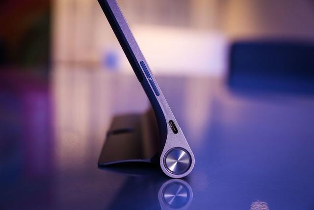 联想Yoga Tab 3 Plus平板 日常娱乐利器