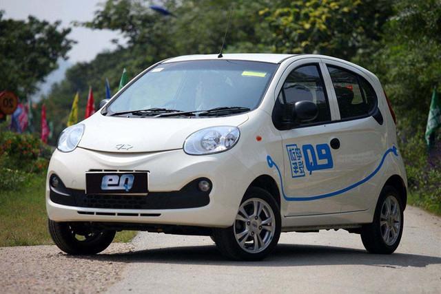 真空储气罐隐患 奇瑞召回新能源eQ汽车