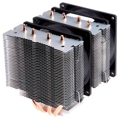 小机箱散热利器,ID-COOLING新款风冷散热器发布
