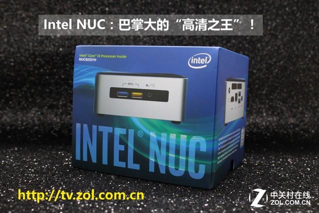 淘汰99%用户!英特尔NUC电脑挑战4K蓝光