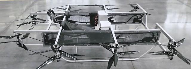 军火商不光能造枪 他们还会做飞行汽车