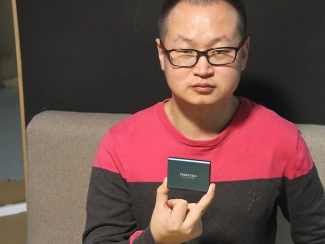 三星T5移动SSD KOL证言视频:IT达人篇