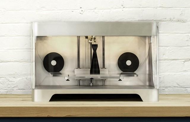 3D打印初创企业 获西门子3000万投资