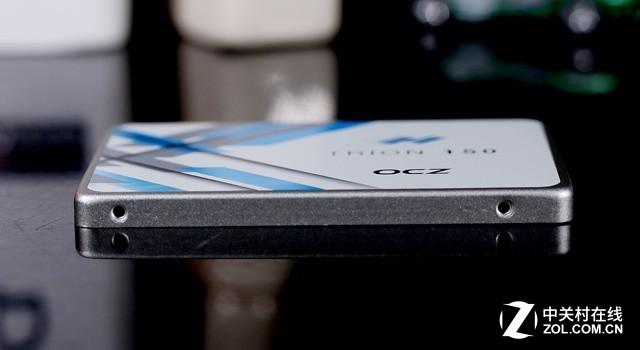 SATA3.0接口特写-OCZ Trion 150 120GB SSD固态硬盘评测