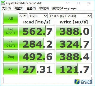 经久不掉速 耕升旋风120GB SSD热售